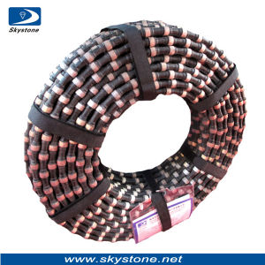 Diamond Wire Saw for Granite Quarries pictures & photos