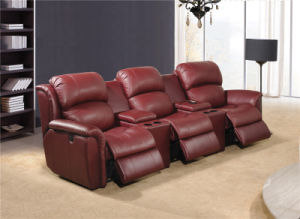 Sofa for Home Cinema and Theater pictures & photos