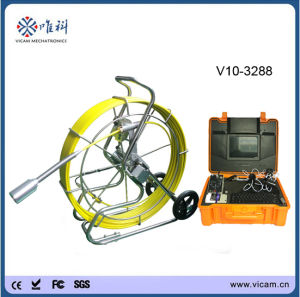 Battery Operated Security Camera Sewer Pipe Inspection Camera pictures & photos