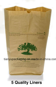 China Supplier Wholesale Large Rubbish Paper Bags pictures & photos