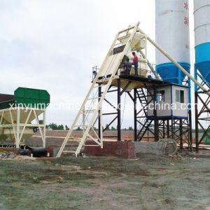 Skip Type Concrete Batching Plant (HZS75) pictures & photos