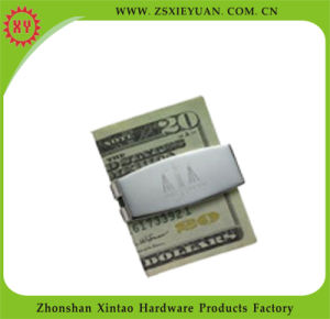 Stainless Steel OEM/ODM Money Clip (XY-Hz1016) pictures & photos