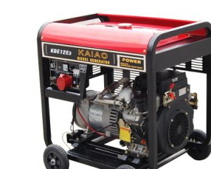 10kVA Portable Diesel Generator pictures & photos
