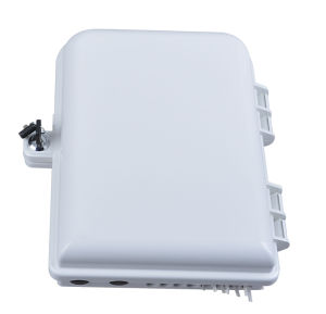 16cores Plastic Outdoor FTTH Distribution Splitter Box Fiber Optic Splitter Box Termination Box pictures & photos