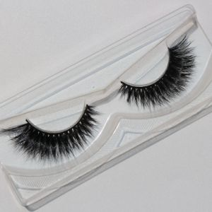 Own Brand Package Box Siberian Mink Strip False Eyelashes pictures & photos