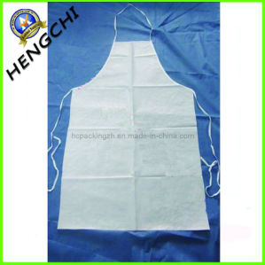 Non Woven Medical Disposable Apron for Hotels (HC0210) pictures & photos