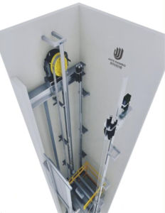 Machineroomless Passenger Elevator with German Technology (TKWJ-RLS106) pictures & photos