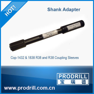 Quarry Drill Shank Adapter for Top Hammer pictures & photos