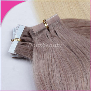 Wholesale Indian Remy Hair Double Drawn Tape in Human Hair Extensions pictures & photos