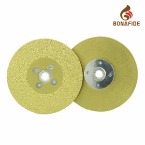 Vacuum Brazed Diamond Grinding Wheel for Geinding Marble pictures & photos