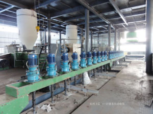 Metering Pump Drive for PSF Production Line for Spinning pictures & photos