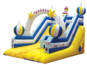New Design Inflatable Bouncers Water Slide pictures & photos
