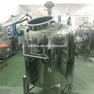 Mzh-S Pneumatic Stirring Storage Tank pictures & photos
