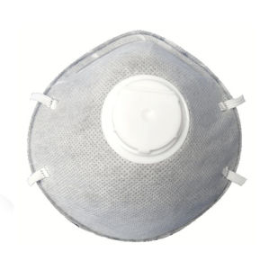 3m Active Carbon Ffp2 Face Masks with Valve Disposable Nonwoven Protective Mask pictures & photos