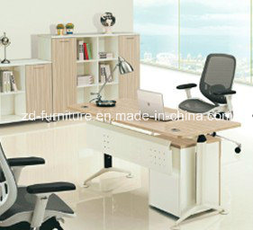 2015 Hot Sale Office Furniture Jo-4013 Modular Plastic Surface Modern Table
