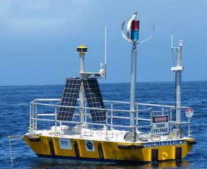 300W Vertical Wind Turbine/Vertical Axis Wind Generator/Power Generator pictures & photos