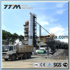 160tph Stationary Hot Mix Asphalt Mixing Plant GLB2000 pictures & photos