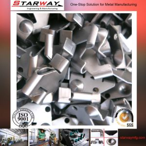 Sheet Metal Fabrication for Custom Metal Stamping Part pictures & photos