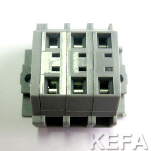 Spring Terminal Block for Wire to Wire Connection pictures & photos