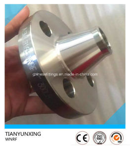 ASME Raised Face Weld Neck Stainless Steel Flanges pictures & photos