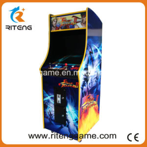 Coin Operated Video Game Arcade Game Machines with Street Fighter Games pictures & photos