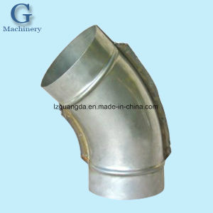 OEM High Quality Weld Pipe Fittings Welded Elbow pictures & photos