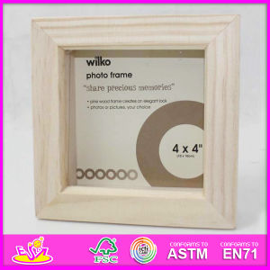 2014 Hot Sale New High Quality (W09A025) En71 Light Classic Fashion Picture Photo Frames, Photo Picture Art Frame, Wooden Gift Home Decortion Frame pictures & photos