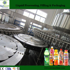 Rxgf18-18-6 Series of Full-Automatic Juice Filling Line (6000BPH) pictures & photos