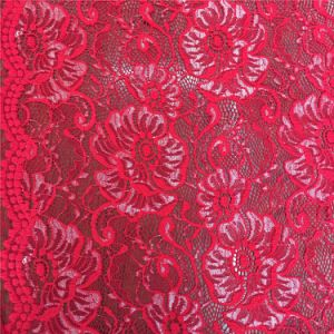 Hot Sale Guipure Cord Lace Fabric in Rolls pictures & photos