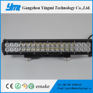 Underneath Bracket 108W LED Light Bar with CREE Chip pictures & photos