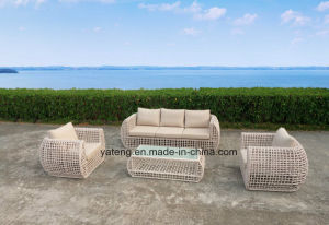 New Design Cheap Price Outdoor Garden Furniture Sofa Set Using Hotel or Dining Room (YT1068) pictures & photos