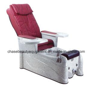 Hot Sale Pedicure SPA Massage Chair for Nail Salon pictures & photos