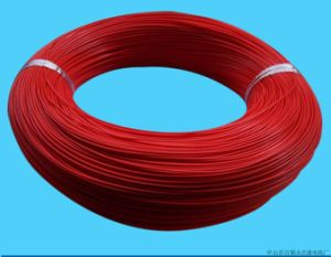 Fluoroplastic Insulated Cable 24AWG with UL1726 pictures & photos