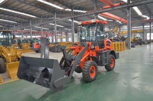 New Model High Configuration Oj-16 Mini Wheel Loader pictures & photos