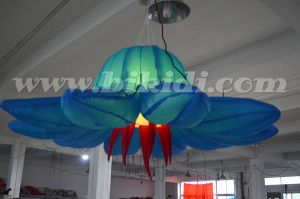 Flower Decoration Inflatable Hanging Balloon with LED Light C2010 pictures & photos