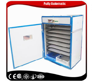 Solar Panel Powered Automatic Industrial Egg Incubator Ce Approved pictures & photos