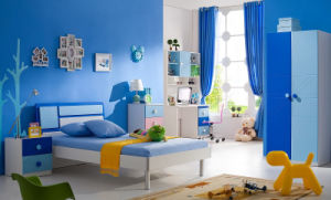 Popular Design Colorful Kids Bedroom Furniture (8863) pictures & photos
