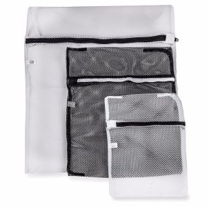 Laundry Heavy Duty Drawstring Wash Sports Travel Bags for Lingerie Underwear College pictures & photos