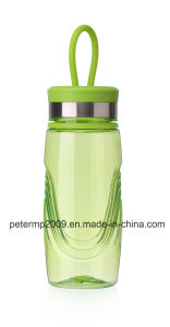 370ml Hot Selling Good Quality BPA Free Water Bottle, Plastic Sport Water Bottle (hn-1611) pictures & photos