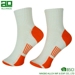 Cheap Wholesale Sports Terry Socks pictures & photos