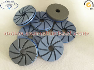 100mm Edge Chamfering Resin Disc for Granite Diamond Tool pictures & photos