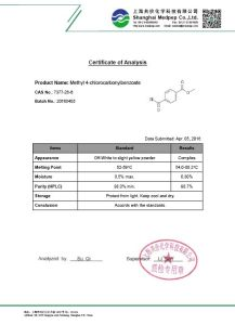 Methyl 4-Chlorocarbonylbenzoate (Cl-MMT) [7377-26-6] pictures & photos