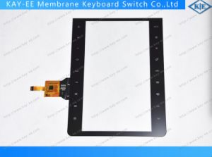 Anti-Glare 4.3 Inch Automotive Capacitive Touch Screen Panel for Automotive pictures & photos