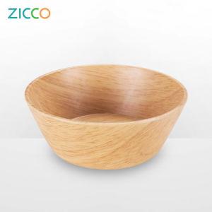 Melamine Bowl (wooden effection) pictures & photos