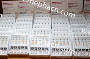 Glutathione Injectable for Skin Whitening 3G Gsh for Injection 3000mg pictures & photos