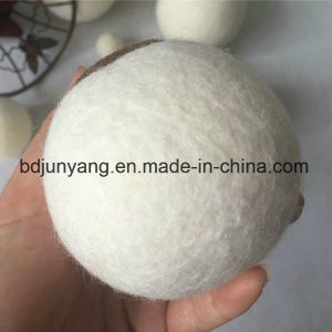 Laundry Purpose Sheep Wool Felt Balls Dryer Balls pictures & photos