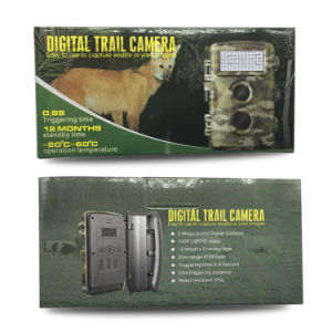 5.0MP Digital Trail Camera for Hunting pictures & photos