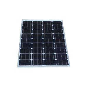 Sunpower Monocrystalline Solar PV Panel 80 Watts pictures & photos