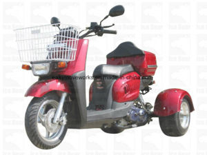 Zhenhua Mini Cruzzer 50cc Motorcycle Cdi Elec Disc EPA Stroke pictures & photos
