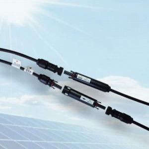 8A Mc4 Panel Connectors for Solar Home System Mc4b-C1-8A pictures & photos